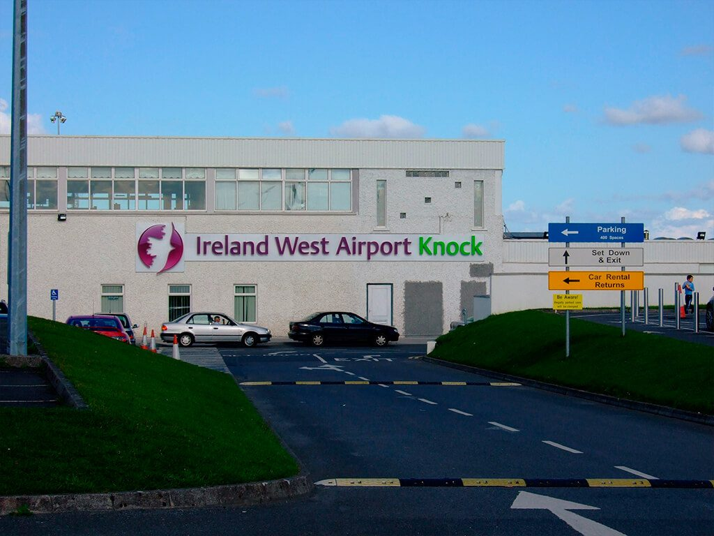 Map Of Ireland Knock Airport.Ireland West Airport Galway Photos Reviews And Location Map