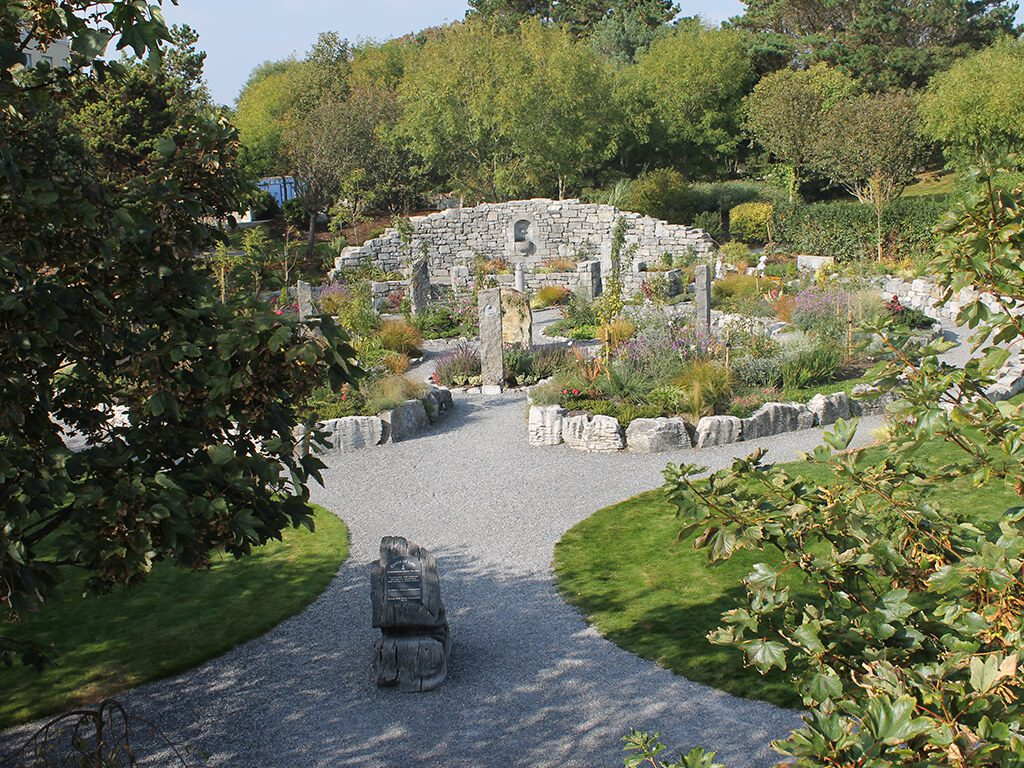 Circle of Life Commemorative Garden in Salthill Galway ...