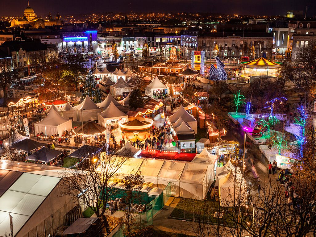 Christmas In Ireland 2020 Galway Christmas Market 2020, Whats On in Galway this Christmas