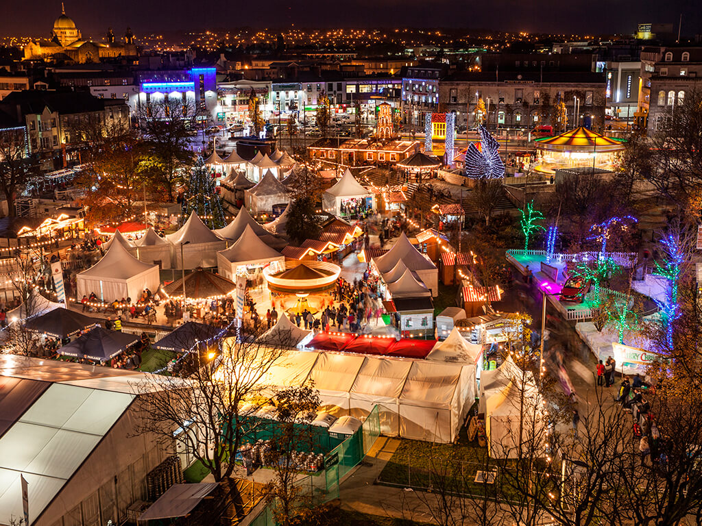 Dublin Christmas Market 2021 Galway Christmas Market 2020 Whats On In Galway This Christmas
