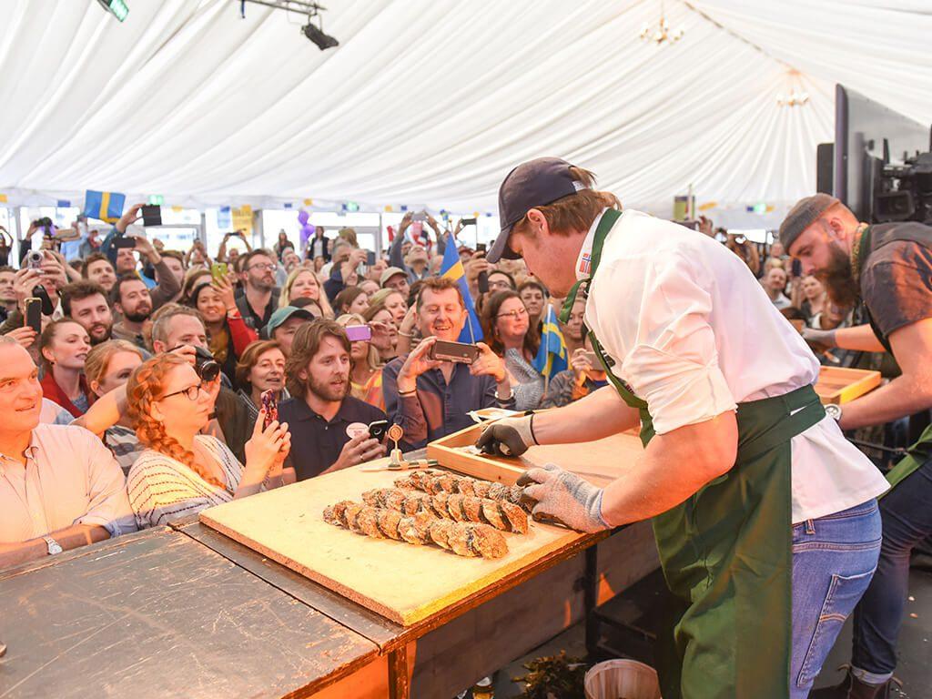 Hasil gambar untuk Galway International Oyster and Seafood Festival