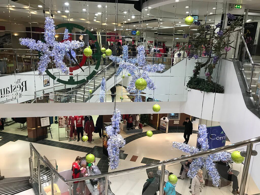 Car For Kids >> Shopping Malls in Galway | Best Shopping Malls with photos ...