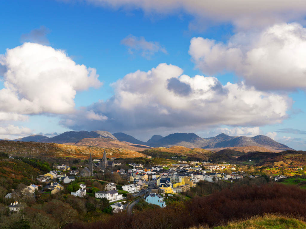 Atlantic View B&B Accommodation - Clifden Galway Ireland